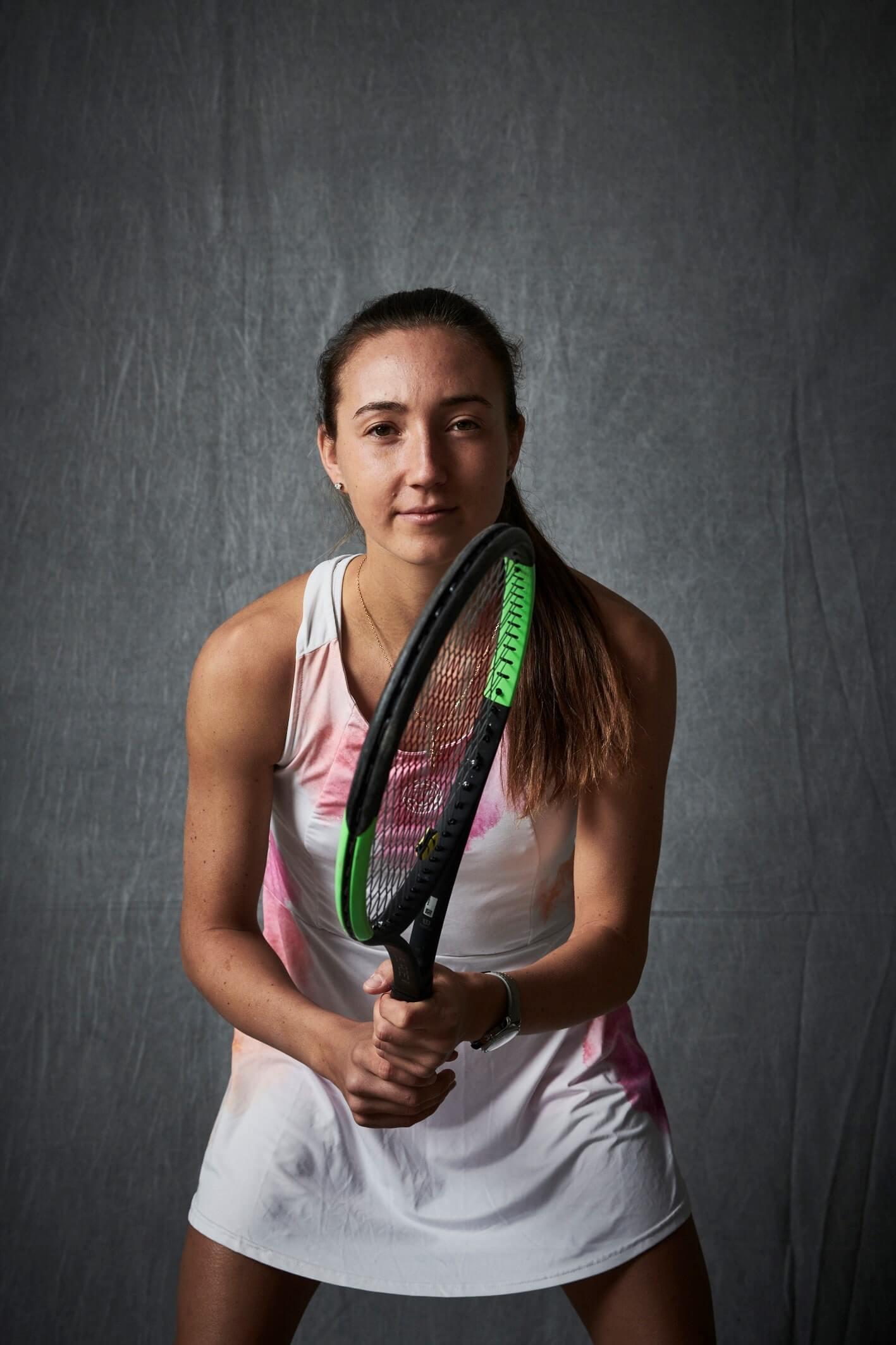 Leonie Küng, Tennis